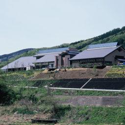 道の駅「遠野風の丘」