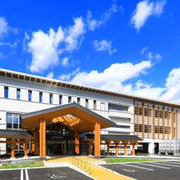 遠野市役所新庁舎