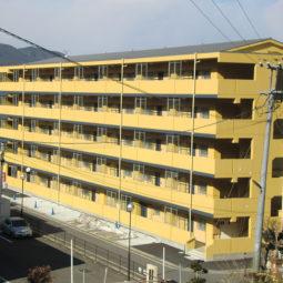 災害公営住宅(大槌町)