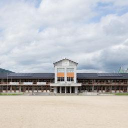 遠野中学校